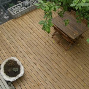 drevené terasy