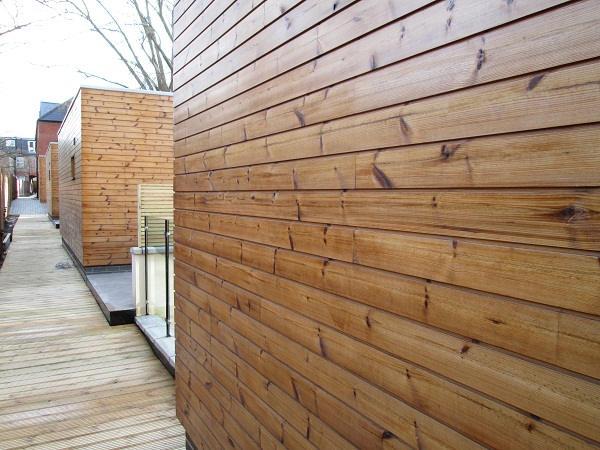 drevený obklad thermowood