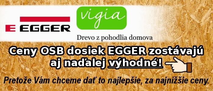 OSB EGGER AKCIA
